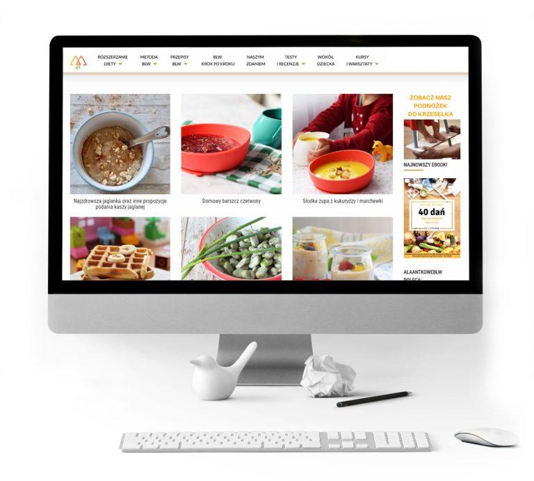 strony na WordPressie
